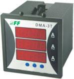 Цифровой индикатор тока DMA-3T