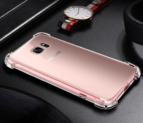 Силиконовый чехолдляSamsung Galaxy S6 Edge