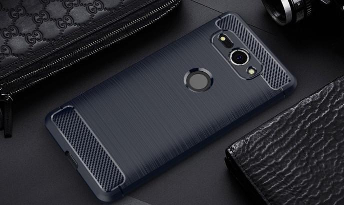 Защитный чехол-накладка для Sony Xperia XZ2 Compact (H8324)