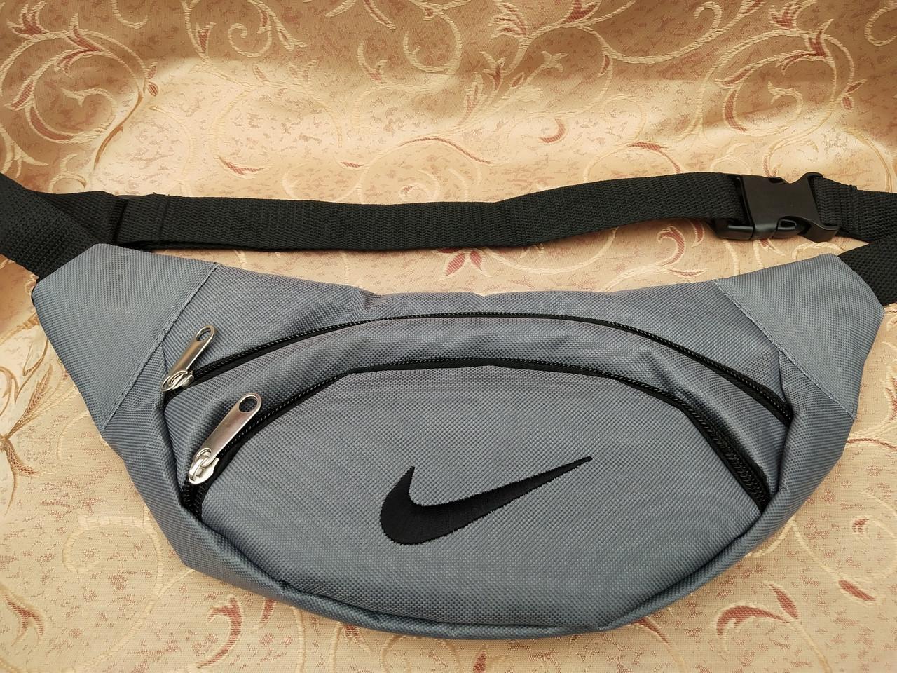 6da8ea7f Сумка на пояс nike 600D/Спортивные барсетки сумка женский и мужские пояс  Бананка оптом -