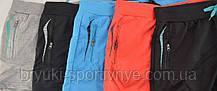 Шорты женские трикотажные короткие с карманами на молнии M - 3XL ( Венгрия ), фото 3