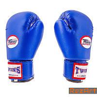 Боксерские перчатки Twins PVC 4-6oz