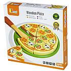 Игрушечная игровая пицца Viga Toys игровой детский набор (58500), фото 3
