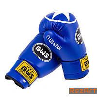 Боксерские перчатки BWS Club Star (8-12oz)