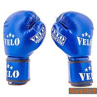 Боксерские перчатки Velo Ahsan Star BL. (8-12oz)