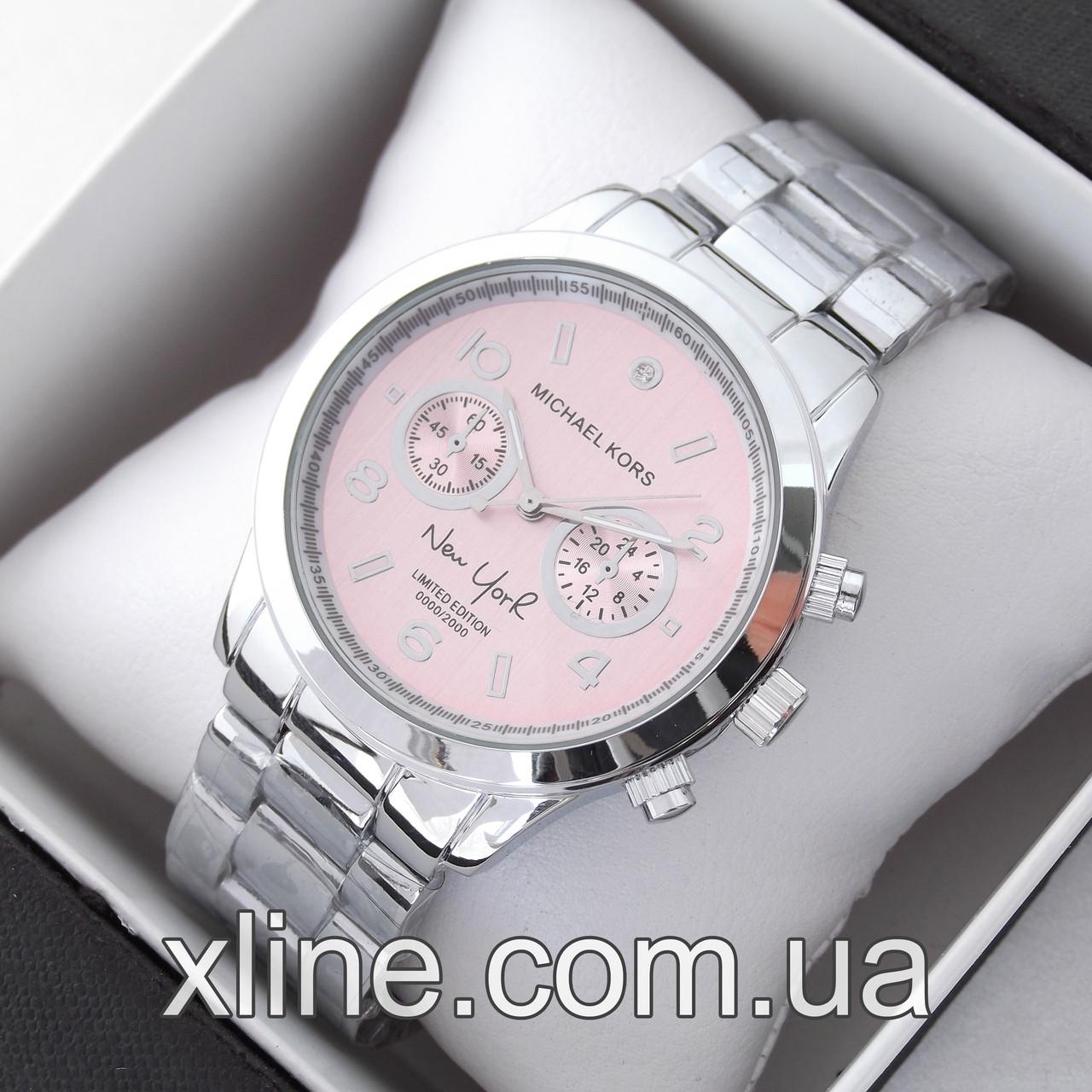 Женские наручные часы Michael Kors 6211 на металлическом браслете