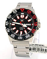 Часы Seiko 5 Sports SRP487K1 Automatic 4R36 Neo Monster, фото 1