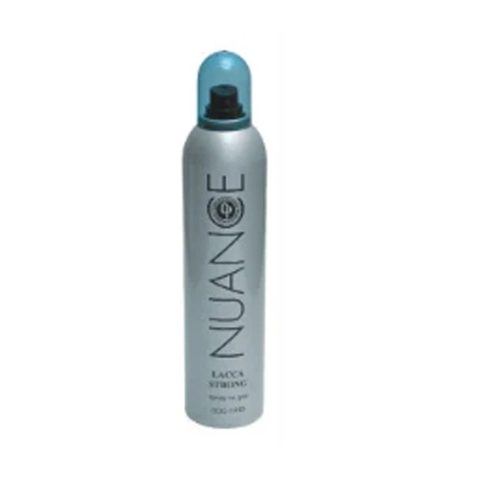 Лак для волос Nuance CP Hair Spray No Gass Strong 300 мл