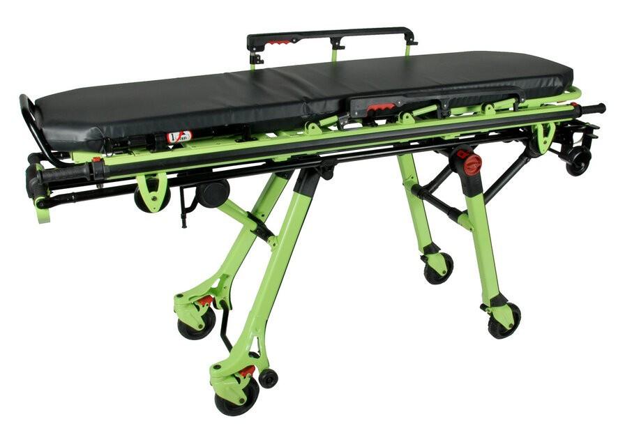 Каталка для автомобилей скорой медицинской помощи со съемными носилками YDC-3FWF