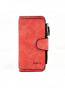 ✅  Женское портмоне Baellerry Forever (Красный)