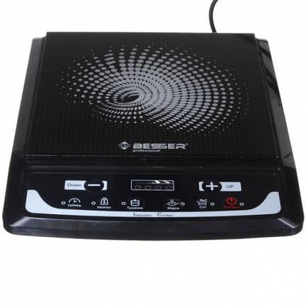 ✅  Электроплита индукционная Besser (Black), фото 2