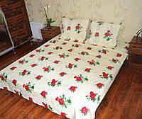 Купить постельное белье бязь хлопок