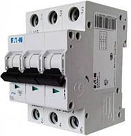 Автоматический выключатель Eaton-Moeller PL6 3P 6A