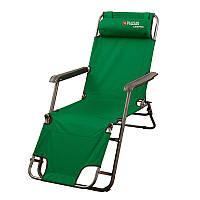 Кресло-шезлонг двухпозиционное Palisad Camping