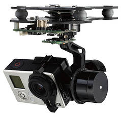 Подвес трехосевой гиростабилизированный DYS Smart3 для камер GoPro