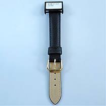 16 мм Кожаный Ремешок для часов CONDOR 513.16.01 Черный Ремешок на часы из Натуральной кожи, фото 3