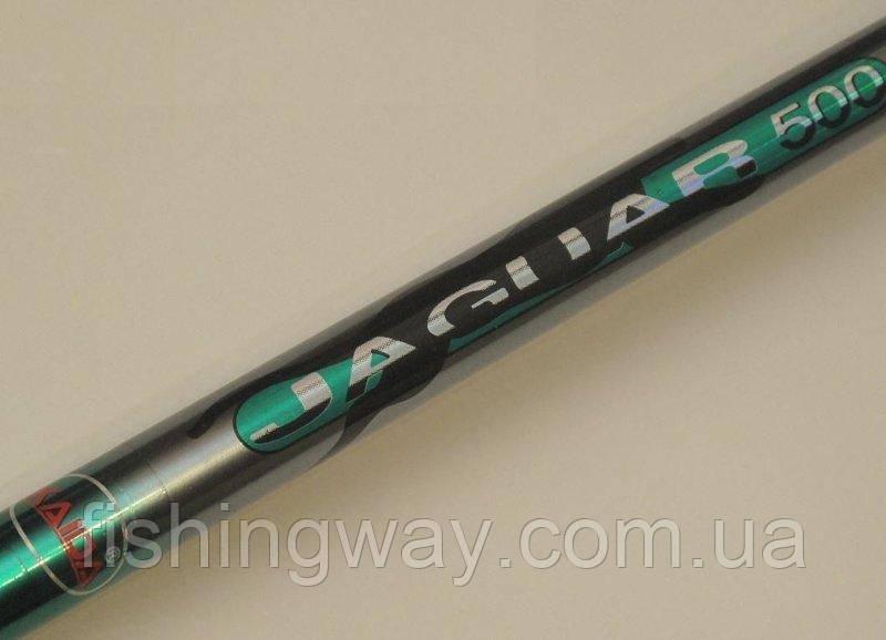 Удочка Kaida Jaguar 5m без колец