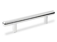 Ручка меблева релінг GIFF RE1004 RS Хром
