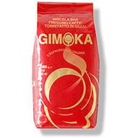 Кава в зернах Gimoka Rosso 500 г
