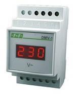 Цифровой индикатор напряжения DMV-1 True RMS