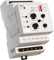 COS-1 — реле контроля коэффициента мощности