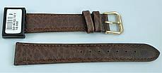 18 мм Кожаный Ремешок для часов CONDOR 051.18.02 Коричневый Ремешок на часы из Натуральной кожи, фото 3