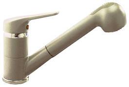 Кухонный смеситель Alveus R&R АМ 20 (Granital) (с доставкой)