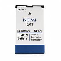 Акумулятор Nomi NB-281 i281 AAA