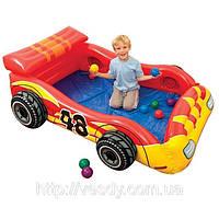 Детский надувной игровой центр Intex 48665