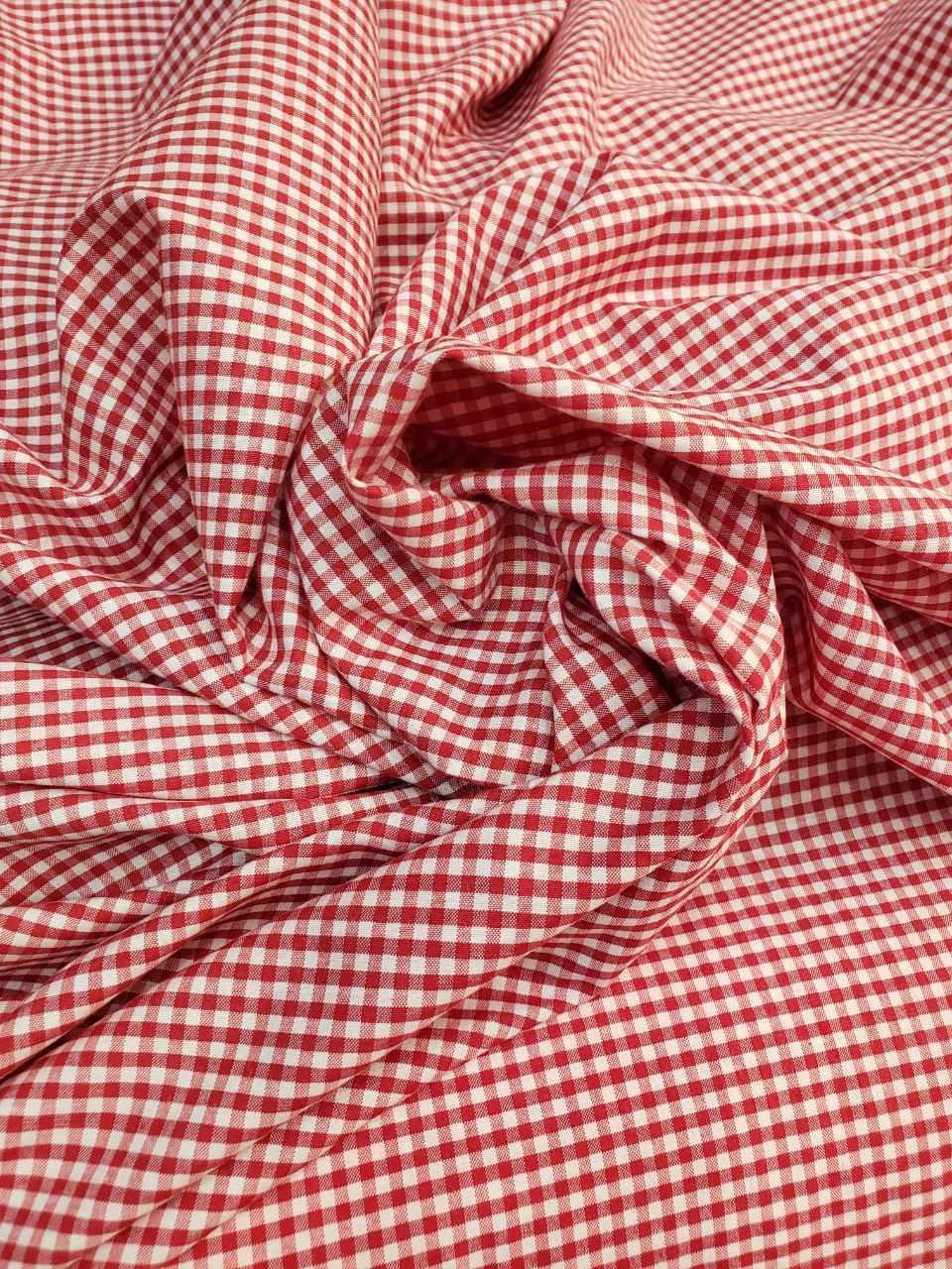 Сорочкова тканина клітина червоно біла