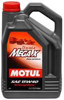 Масло моторное Technosynthese д/грузовых авто MOTUL TEKMA MEGA X SAE 15W40 (5L) 100169