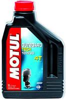 Масло для 4-х тактних двигунів Technosynthese д/лод.мотор MOTUL OUTBOARD TECH 4T SAE 10W30 (2L) 101745