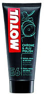 Средство для придания блеска мотоциклу MOTUL E6 CHROME & ALU POLISH (100ML) 103001