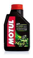 Масло моторное для мотоциклов Technosynthese MOTUL 5100 4T SAE 10W30 (1L) 104062