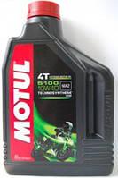 Масло моторное для мотоциклов Technosynthese MOTUL 5100 4T SAE 10W40 (2L) 104067