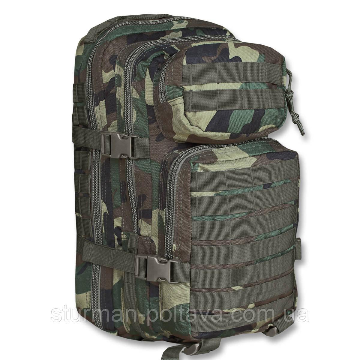 Рюкзак тактичний штурмової(L) великий колір CCE Mil-Tec Німеччина