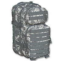 Рюкзак тактический  ASSAULT ( L) большой  на 36  литров  AT-диджитал MiL-Tec