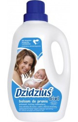 Бальзам для стирки ,белого детского белья DZIDZIUS, 1,5 л