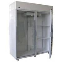 Холодильные шкафы РОСС со стеклянными дверями Torino-800, 1200, 1400