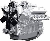 Двигатель ЯМЗ 236НЕ (230л.с) евро1