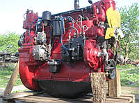 Двигатель дизельный Д-65 трактора ЮМЗ-6