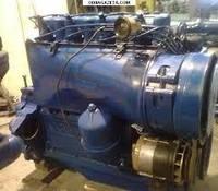 Двигатель ЛТЗ-55 реставрация