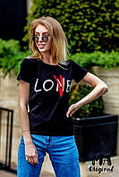 Женская футболка / хлопок / Украина 7-3-206, фото 1