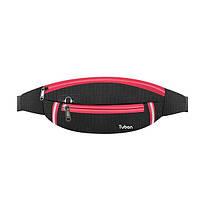 Спортивная поясная сумка Primo Tuban - Black
