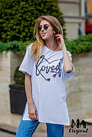 Женская футболка / хлопок / Украина 7-3-845, фото 1