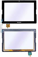 Тачскрин на китайский планшет Gigabyte Gsmart A1, чёрный