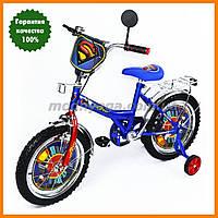 Двухколесные велосипеды для детей | Супермен 16