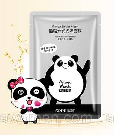 Тонизирующая и увлажняющая маска AOPEI  Enimal mask 25 ml