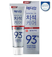 Зубная паста Median Dental IQ 93% White Toothpaste