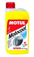 Антифриз для мотоциклов MOTUL MOTOCOOL EXPERT -37°C (1L) 105914